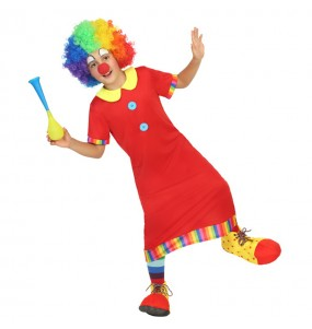 Déguisement Clown Télévision Garçon