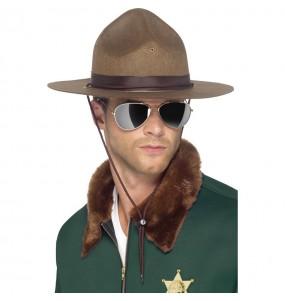 Chapeau Sheriff Comté