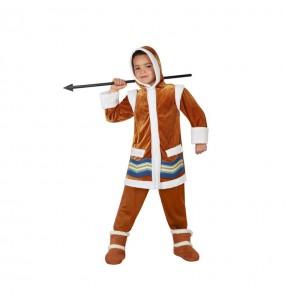 Déguisement Esquimau du Pôle Nord garçon