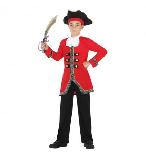 Déguisement Capitaine Crochet Garçon