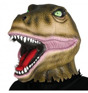 Masque Dinosaure