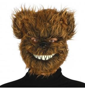 Masque Evil Teddy Bear
