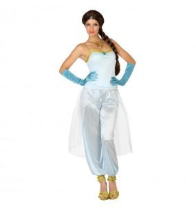Déguisement Princesse Arabe Blanche