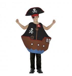 Déguisement Bateau Pirate