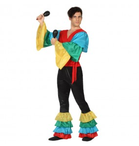 Déguisement Danseur Rumba Tropical