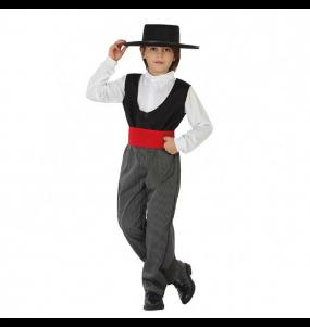 Déguisement Danseur Flamenco Enfant