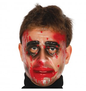 Masque Zombie Transparent