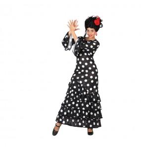 Déguisement Flamenco Noir