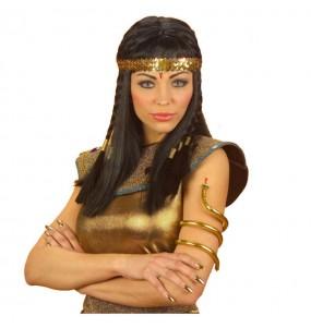 Bracelet Serpent pour Égyptienne