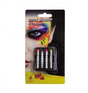 Kit Maquillage Crayon Fluo UV