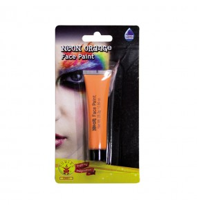 Maquillage Crème Orange Fluo UV