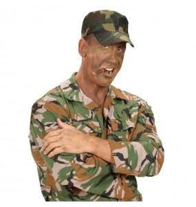 Casquette Militaire camouflage