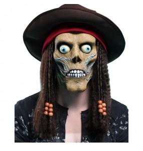 Masque de Pirate Tête de Mort