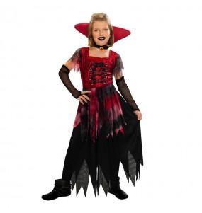 Déguisement Vampiresse Gothique Fille