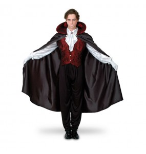 Déguisement Vampire Comte Dracula