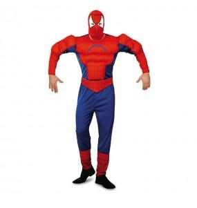 Déguisement Homme Araignée Muscles