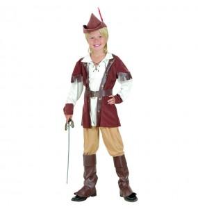 Déguisement Garçon des Bois Robin Hood