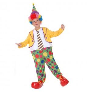 Déguisement Clown Pois