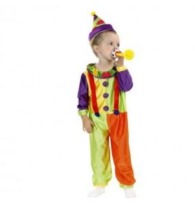 Déguisement Petit Clown Bébé