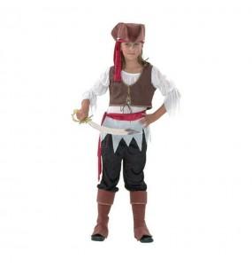 Déguisement Pirate Boucanière pour fille