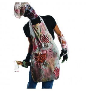 Tablier Boucher Zombie