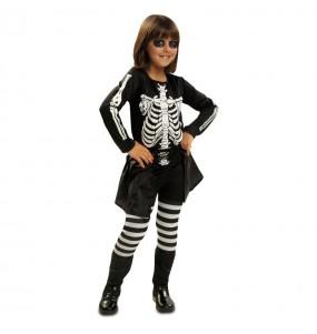 Déguisement Squelette pour fille