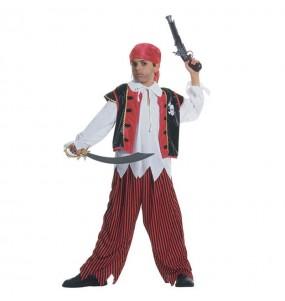 Déguisement Pirate caraïbes garçon