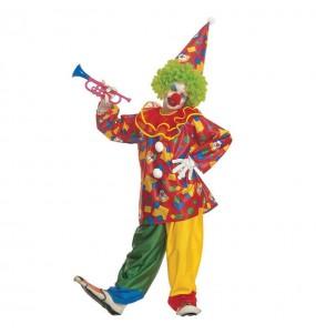 Déguisement Clown enfant