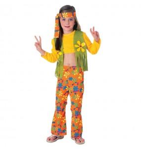 Déguisement Hippie Free fille