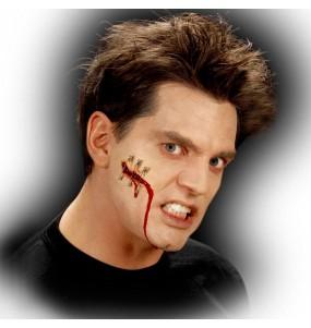 Prothèse - Effet Blessure au visage