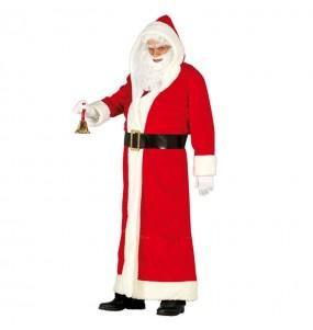 Déguisement Santa Claus Luxe Adulte