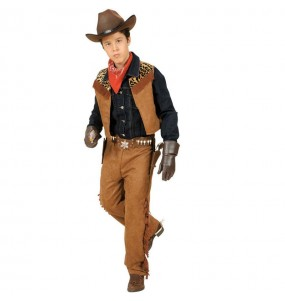 Déguisement Cow Boy Texas enfant