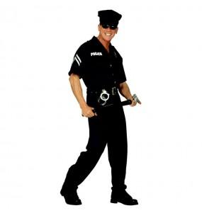 Déguisement Policier Luxe