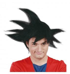 Perruque Guerrier Goku
