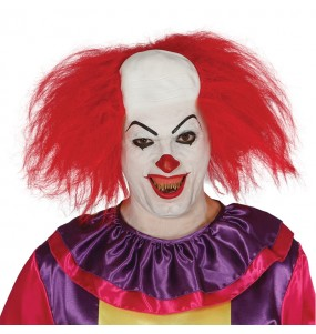 Perruque Chauve Clown