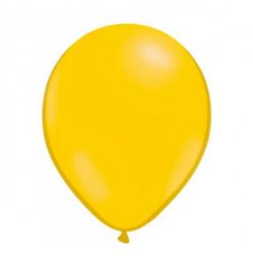 50 Ballons - Jaune
