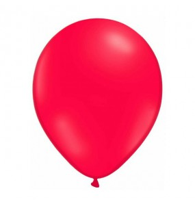 50 Ballons - Rouge