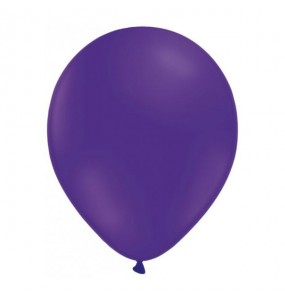 50 Ballons - Violet