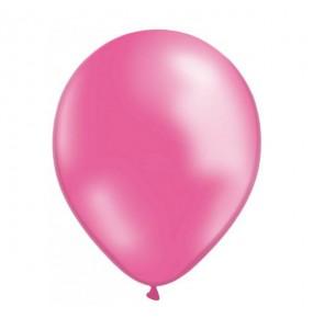 50 Ballons Métalliques - Rose