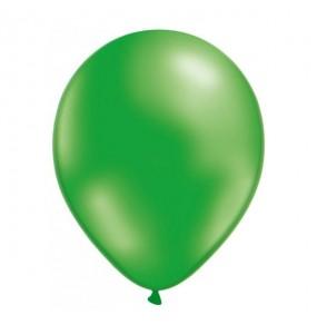 50 Ballons Métalliques - Vert