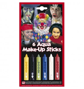Kit Maquillage Eau Crayons