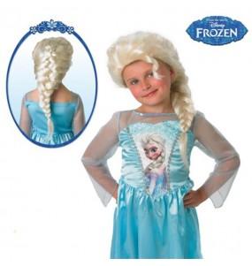 Perruque Elsa Frozen– Disney™