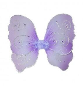 Ailes violettes