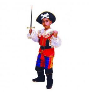 Déguisement Pirate Hook garçon