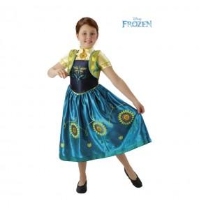Déguisement Anna Fever Deluxe – Disney®