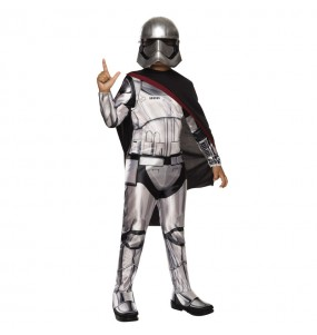 Déguisements Capitaine Phasma Deluxe Star Wars® Enfant