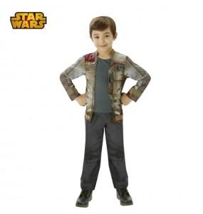 Déguisement Finn Stormtrooper Deluxe - Star Wars®