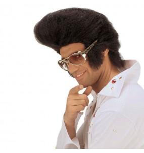 Perruque Elvis Rock Star
