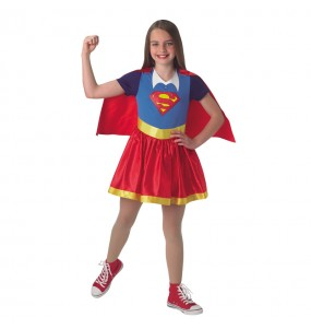 Déguisement SuperGirl DC Comics® Enfant