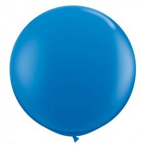 Ballon Géant Bleu
